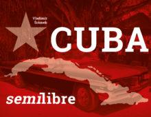 Cuba semilibre - obálka